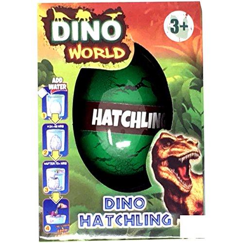 HTI Dinosaur Dino Hatching Egg para niños