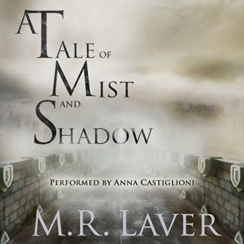 A Tale of Mist and Shadow audiobook cover art