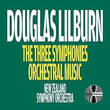 Douglas Lilburn: Orchestral Music