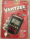 YAHTZEE Electronic Handheld Game Rare 1998 Edition (New)