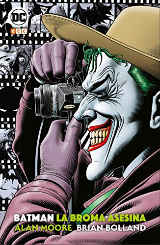 Batman: La Broma Asesina (Edición Deluxe extendida)
