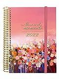 Finocam - Agenda 2022 1 Día Página, de Enero 2022 a Diciembre 2022 (12 meses) E10 - 155x212 mm Espiral Design Collection...