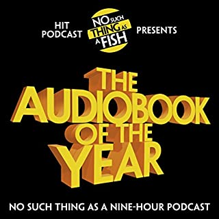 The Audiobook of the Year cover art