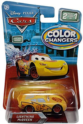 Cars - T2947 - Voiture Miniature - Color Changers - Flash
