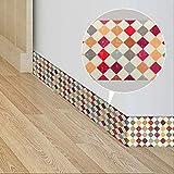 Zoom IMG-1 pvc wallpaper borders geometric pattems