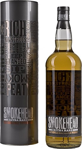 Smokehead Extra Rare mit Geschenkverpackung  Whisky (1 x 1 l)