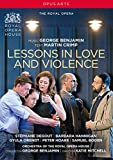 Lessons in Love and Violence Product Image