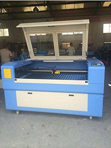 GOWE Steinholz 100W Co2 Laser Gravur Schneidemaschine Flugzeug Laser Holz Cutter