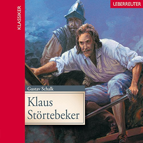 Klaus Störtebecker audiobook cover art