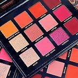 Image of Ace Beaute Scarlet Dusk Full Eyeshadow Palette (Ft. 12 Sunset Colors)
