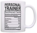Personal Trainer Gifts for Women Personal Trainer Nutritional Facts...
