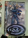 Joy Ride Halo 2 Limited Edition Battle Damaged Spartan (with Sniper Rifle, Plasma Rifle and Magnum Pistol)