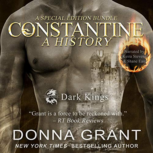 Constantine: A History audiobook cover art