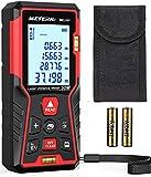 Best Laser Measures - Laser Measure Meterk 165FT Laser Measurement Tool, M/In/Ft Review