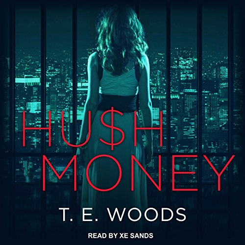Hush Money audiobook cover art
