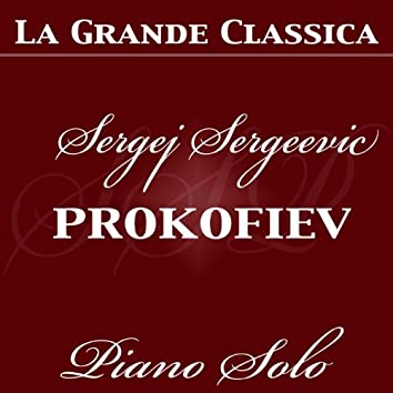 Sergei Prokofiev: Piano Solo (Piano Solo played by the composer)