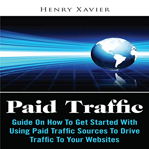 Paid Traffic audiobook cover art