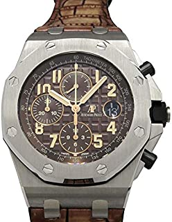 オ-デマ・ピゲ AUDEMARS PIGUET ロイヤルオ-クオフショア クロノグラフ 26470ST.OO.A820CR.01 新品 腕時計 メンズ (W166572) [並行輸入品]