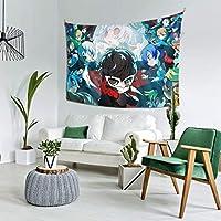 自然風景 ペルソナ (1) 多機能 タペストリー インテリア 壁掛け おしゃれ 室内装飾タペストリー カバー カーテン ウォールアート 布ポスター カーテン カスタマイズ可能