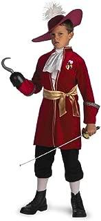 Captain Hook Costume - Child Costume Standard