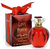 Love Potion Andre L'Arom - Agua de perfume para mujeres - Original – 90 ml– Aroma floral & Rosa
