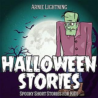 Books for Kids: Halloween Stories audiobook cover art