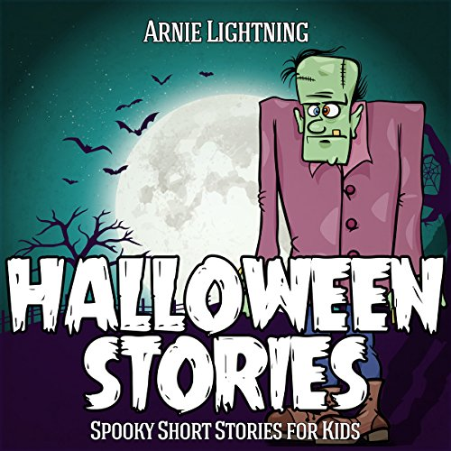 Page de couverture de Books for Kids: Halloween Stories