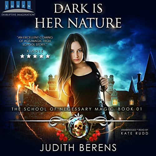 Dark Is Her Nature audiobook cover art