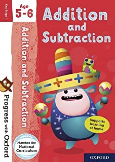 Progress with Oxford: Addition and Subtraction Age 5-6