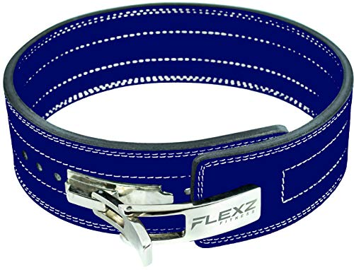 Lever Weight Lifting Belt for Men & Women Lower Back Support for Weightlifting
