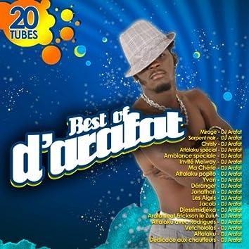 Best of d'Arafat (20 tubes)