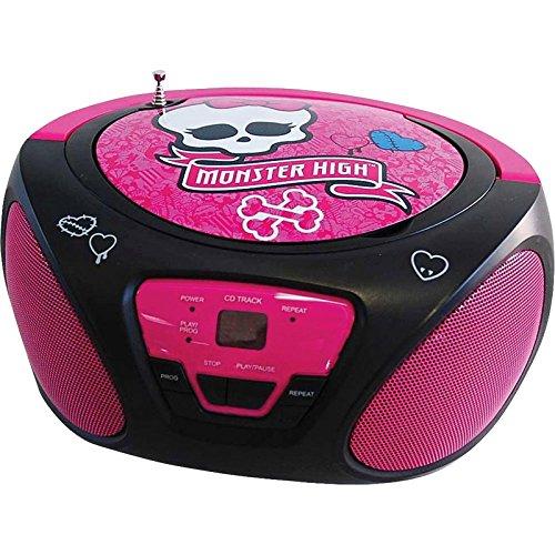 Monster High CD Boombox (56049)