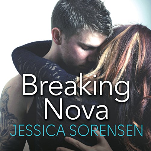 Breaking Nova audiobook cover art