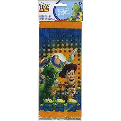 Wilton Party-/Leckerli-Tüten Toy Story – 16 Stück