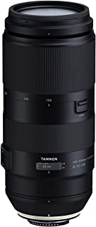 Tamron 100-400mm F/4.5-6.3 VC USD Telephoto Zoom Lens for Nikon Digital SLR Cameras (6 Year Limited USA Warranty)