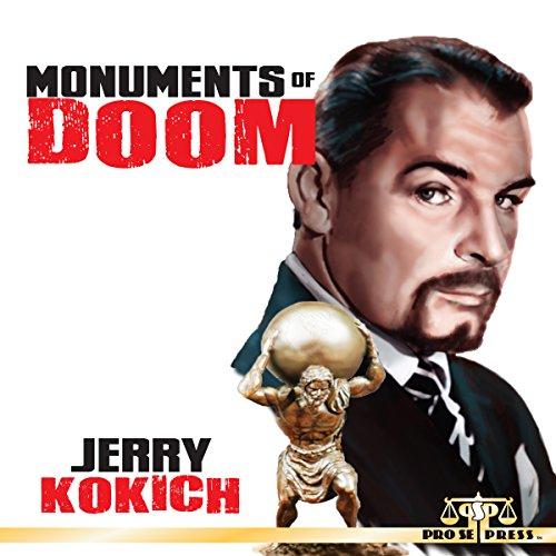 Monuments of Doom audiobook cover art