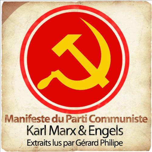 Le Manifeste du Parti communiste cover art