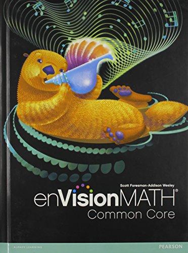 enVision Math Common Core, Grade 3