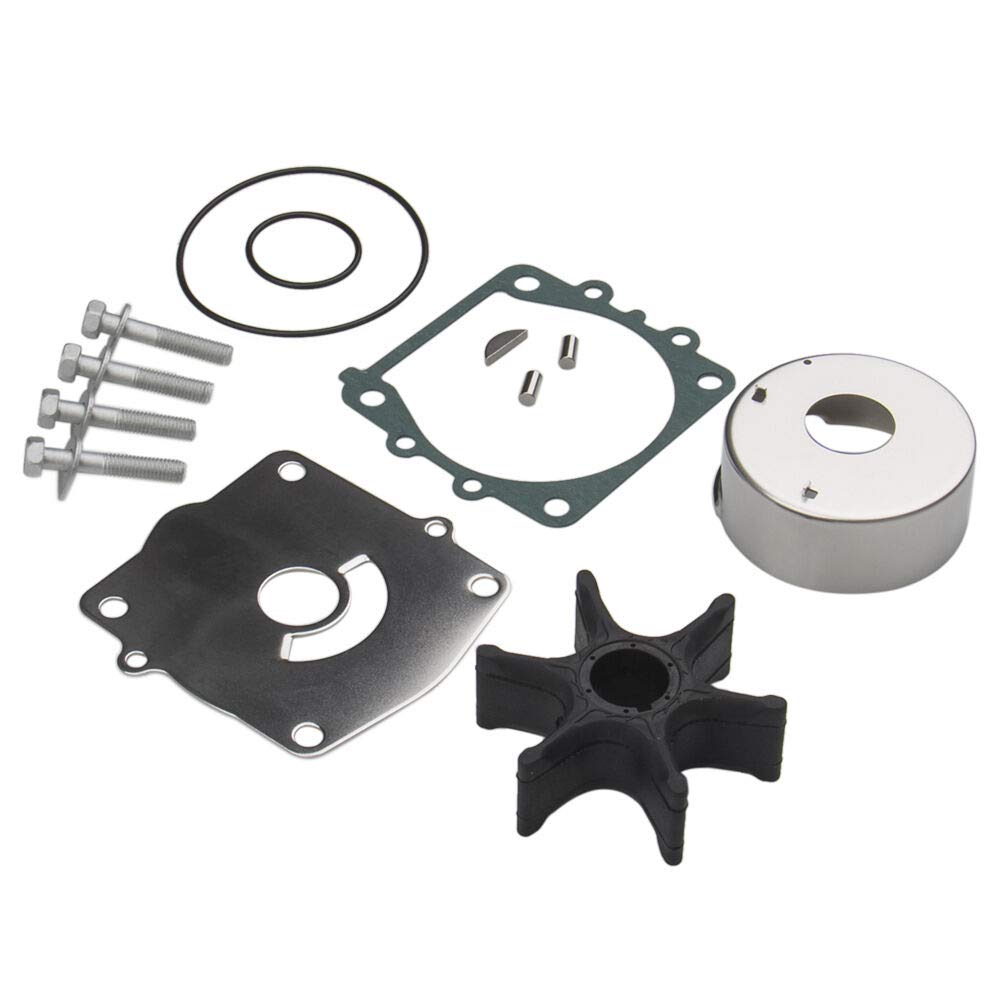 Water Pump Impeller Kit 61A-W0078-A1 A2 /& A3 for Yamaha F150 F150 F200 F225
