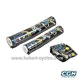 Motodak Protection Mousse Guidon/Cadre/Potence BMX optimiz (kit) pour Cadre diam 25 a...