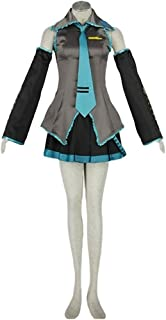HOLRAN Anime 10pcs Vocaloid Family Hatsune Miku Cosplay Costume Set