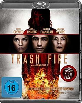 Trash Fire [ Blu-Ray Reg.A/B/C Import - Germany ]