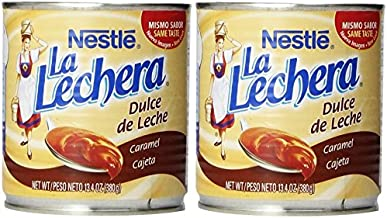 La Lechera Dulce de Leche Pack of 2