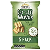 How do we do it you may ask? It's simple - we take the goodness of Australian corn, wheat & oats cook them until they are scrumptious, crispy & crunchy and sprinkle with our delicious seasonings. And more good news! Grainwaves are: - 30% less fat tha...