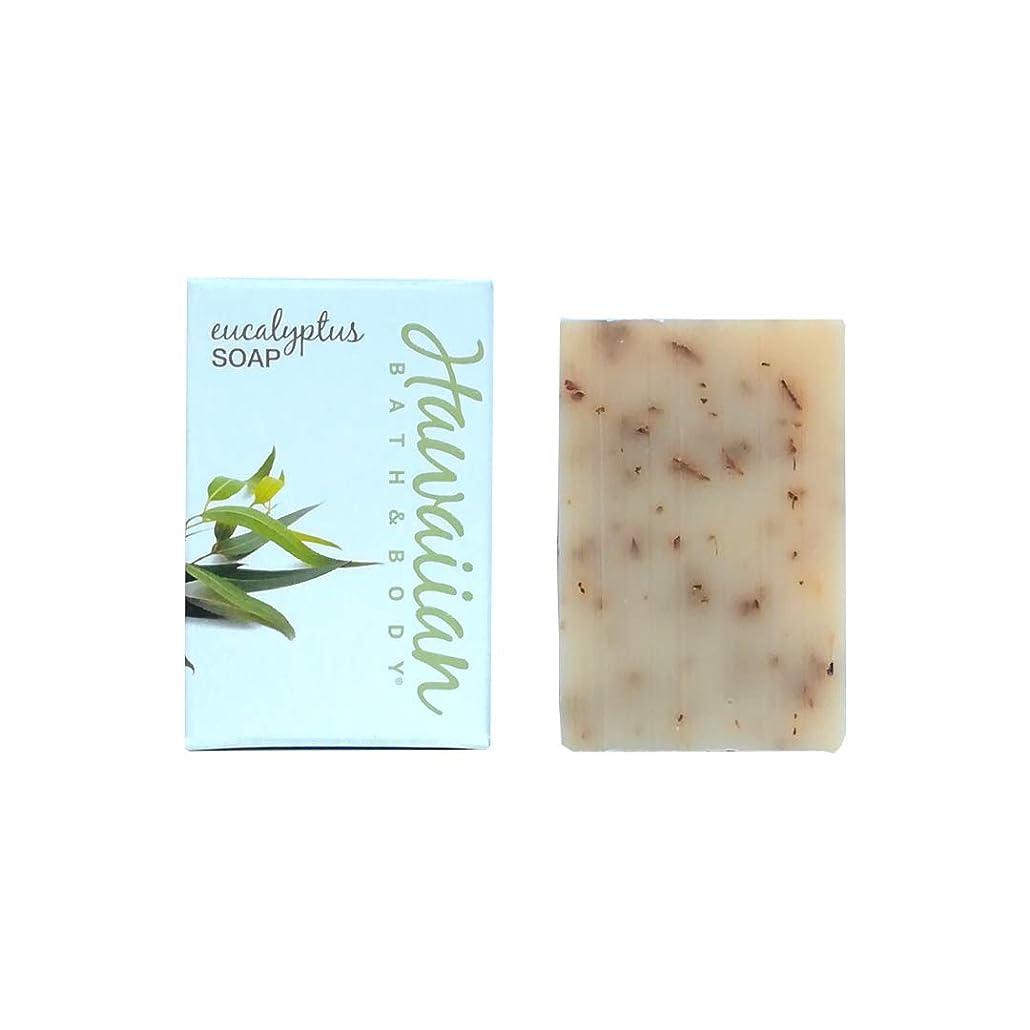 キウイ海藻教室ハワイアンバス&ボディ ユーカリソープ (Eucalyptus Soap)