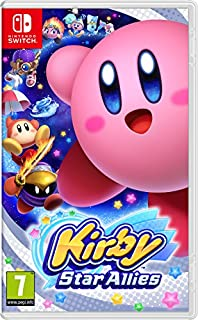 Kirby: Star Allies (B078YGGNXL) | Amazon price tracker / tracking, Amazon price history charts, Amazon price watches, Amazon price drop alerts