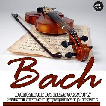 Bach: Violin Concerto No.1 in E Major BWV 1042