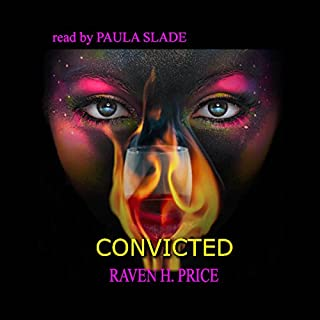 Convicted audiobook cover art
