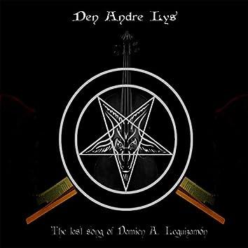 The Last Song of Damien A. Leguizamon - Single