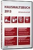 Haushaltsbuch 2013 -